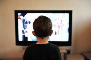 Cortinilla para TV