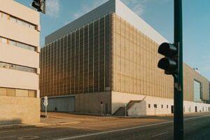 Decorado arquitectura cine
