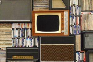 Decorados escenarios cine televisión