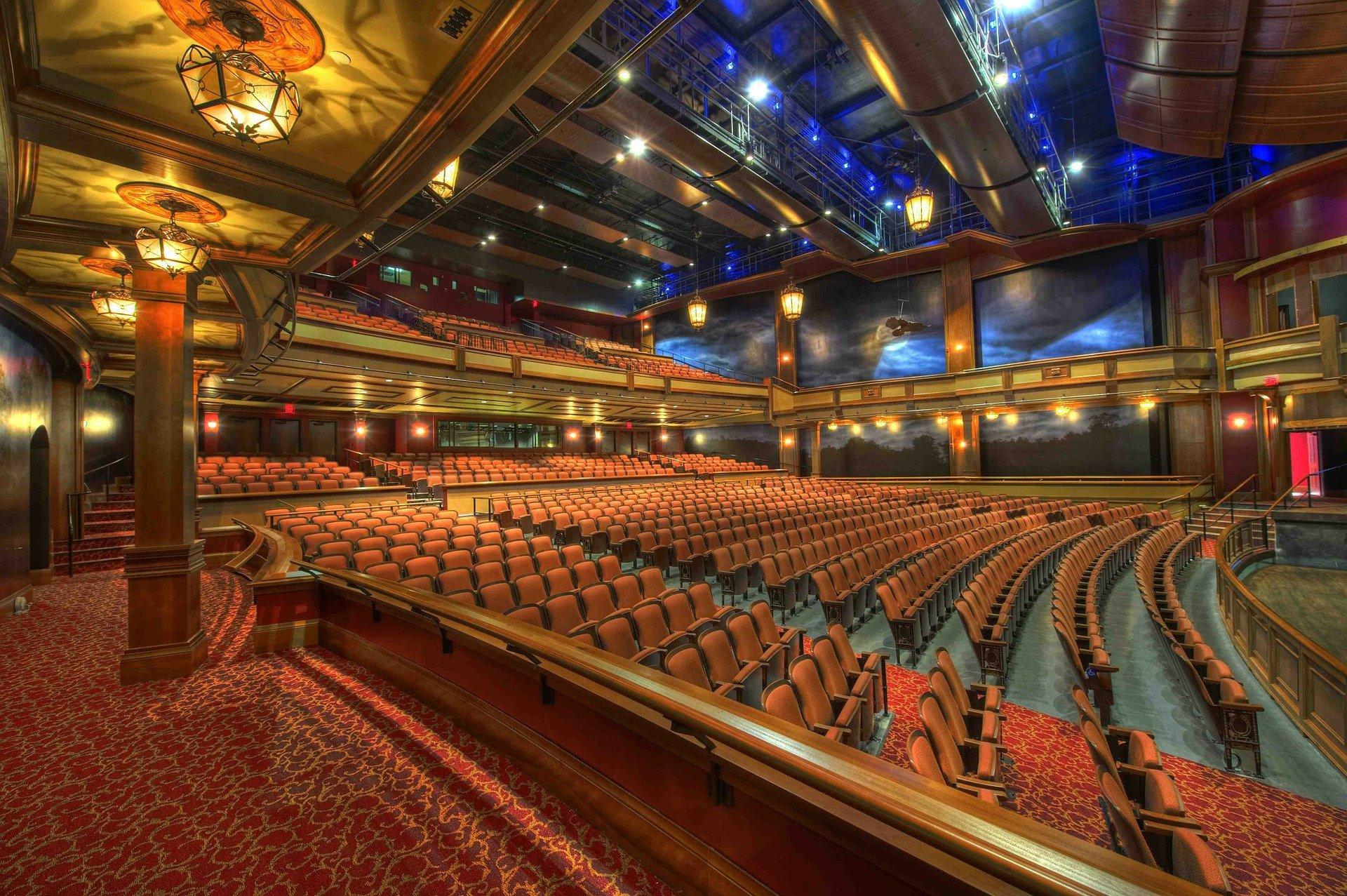 Escenografías digitales en teatro