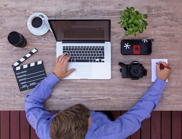 Programa para escribir guiones