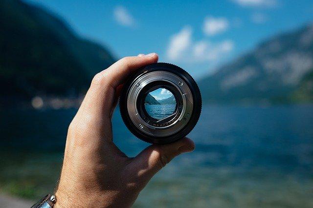 lentes de cámara