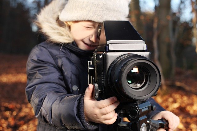 visor cámara